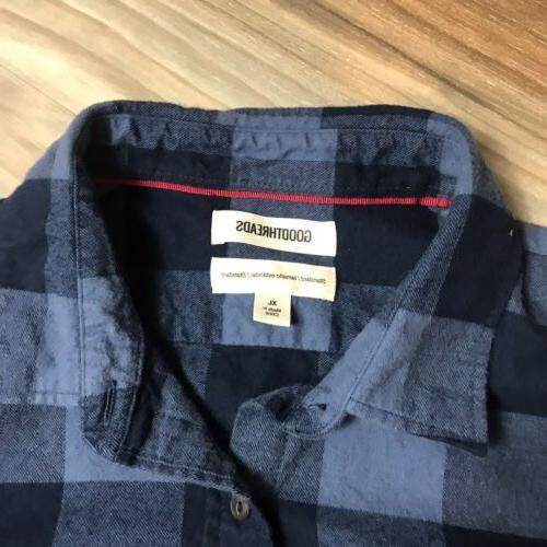 Goodthreads Brushed Flannel Buffalo XL