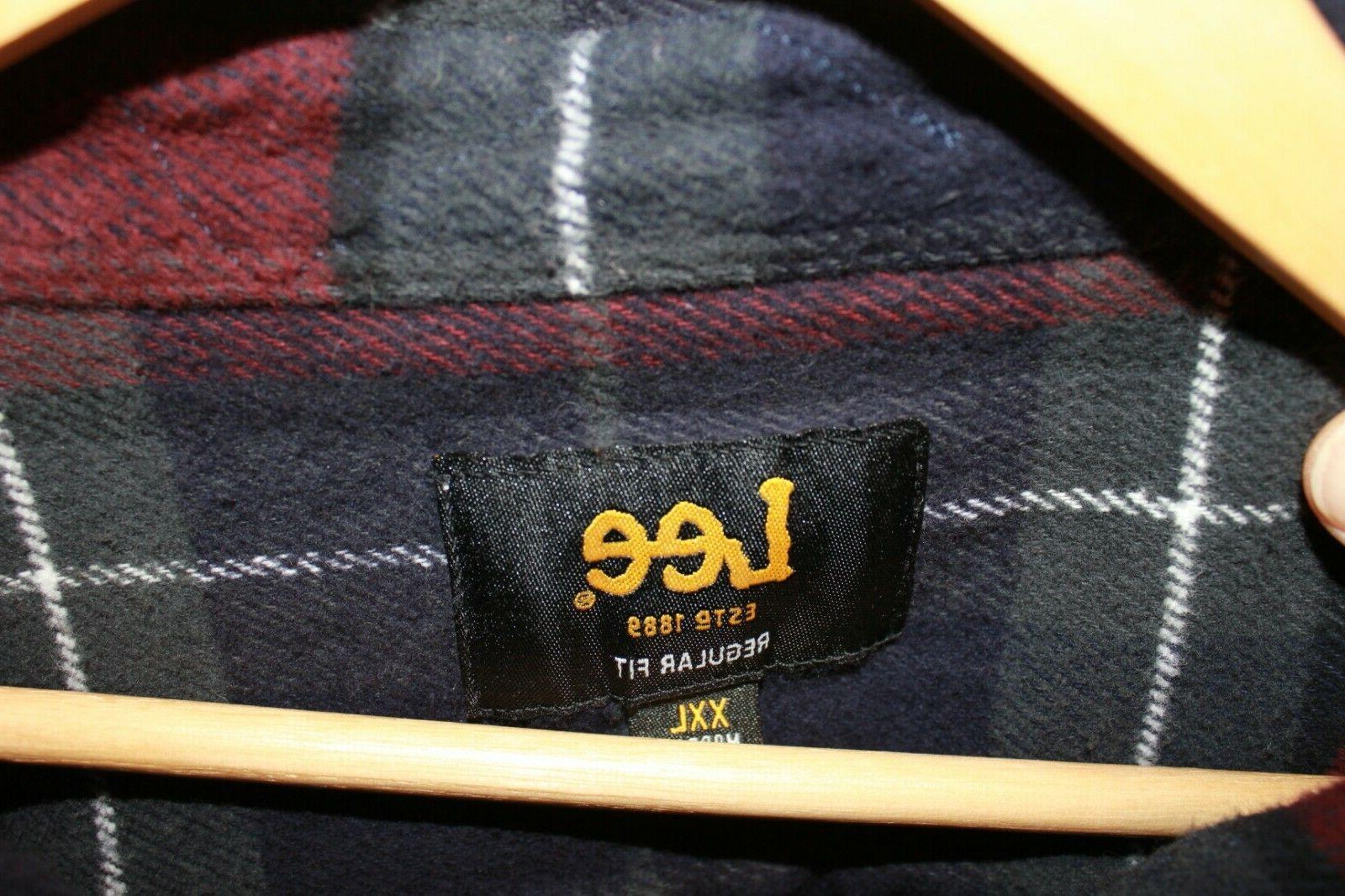 Wrangler Heavy duty L/S shirt
