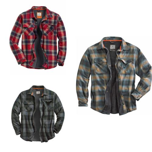 Legendary Men's Shirt Jacket