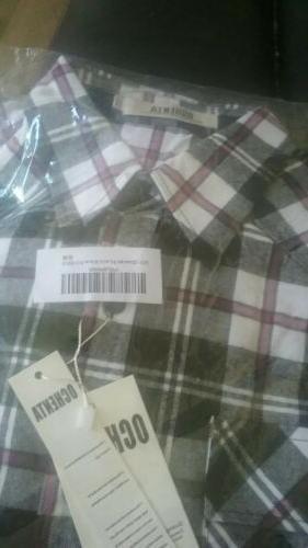 Shirt Plaid XXL Price