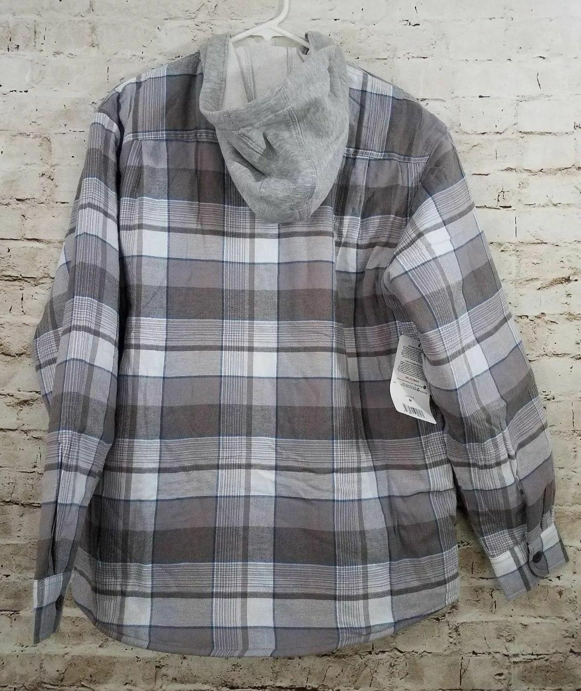 Wrangler Lined Flannel Jacket NWT