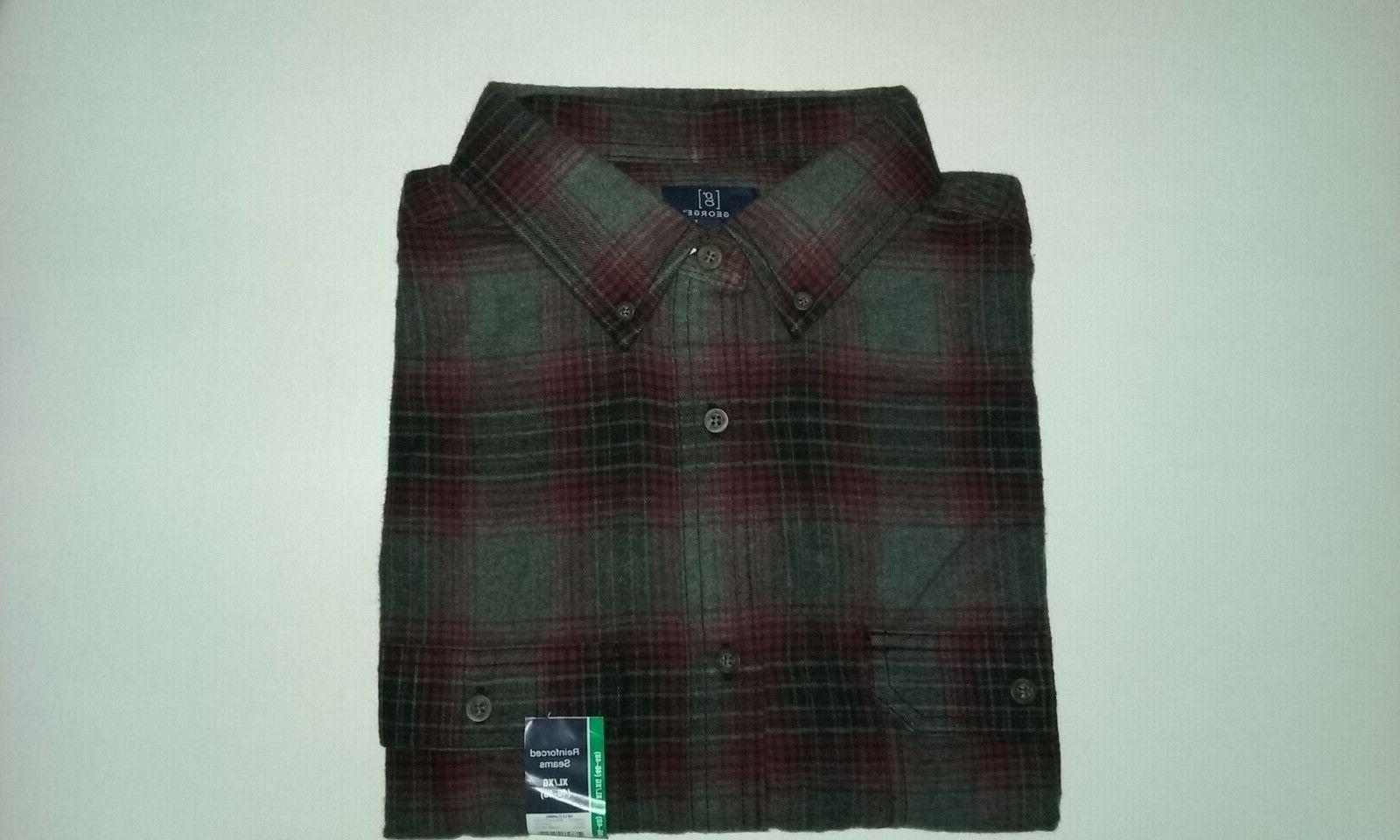 Lot 2 Flannel - XL