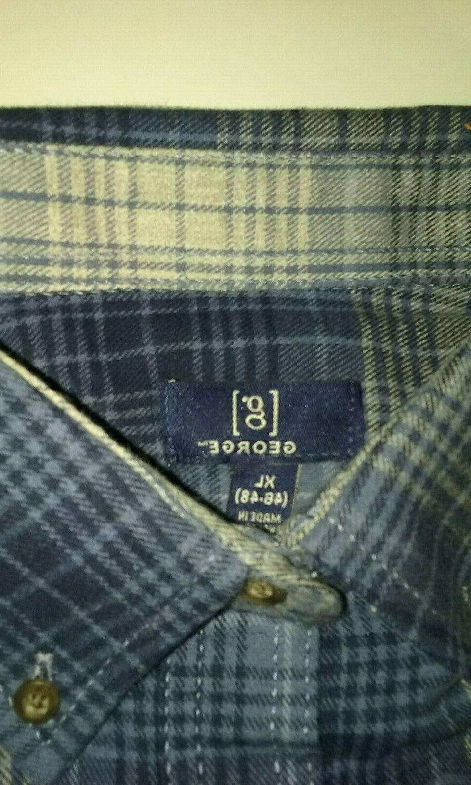 Lot of Flannel Shirts MENS