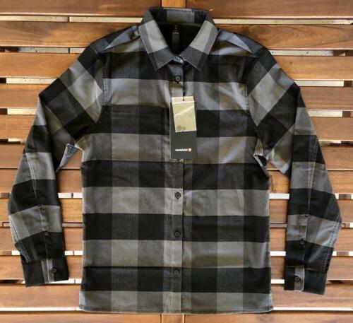 masons peak flannel size xs men