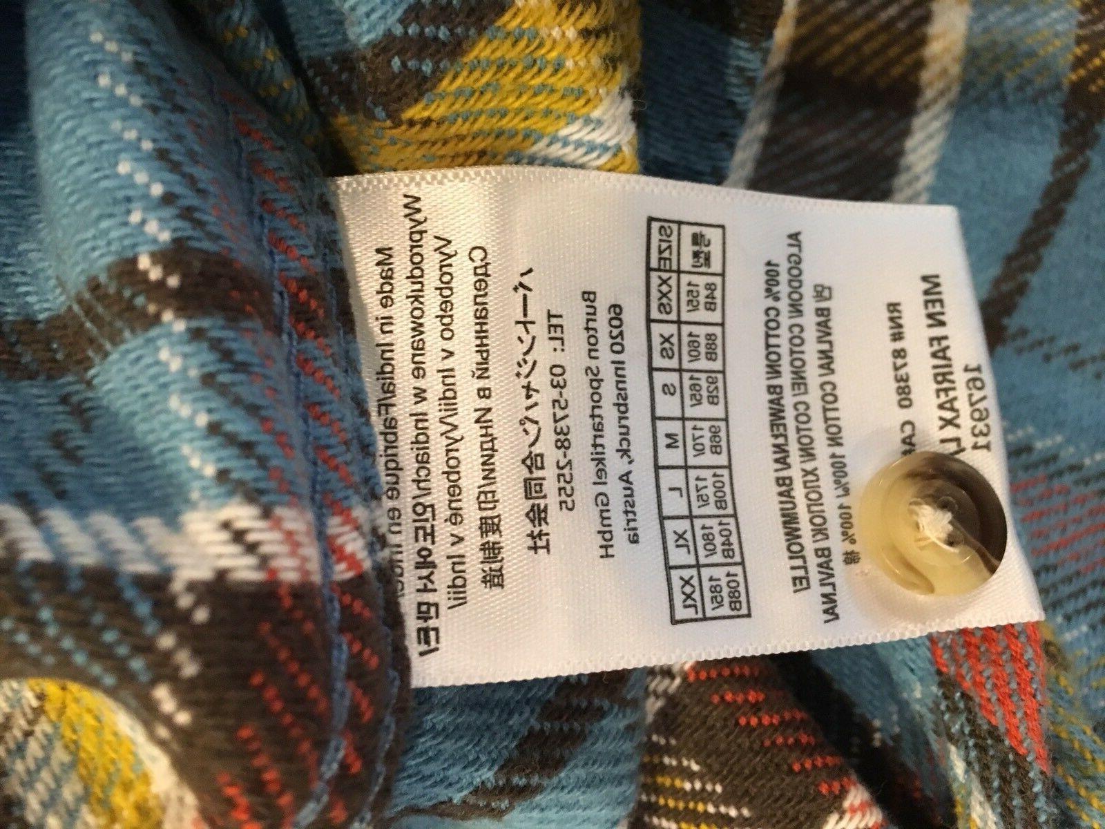 Flannel Shirt Essex Plaid