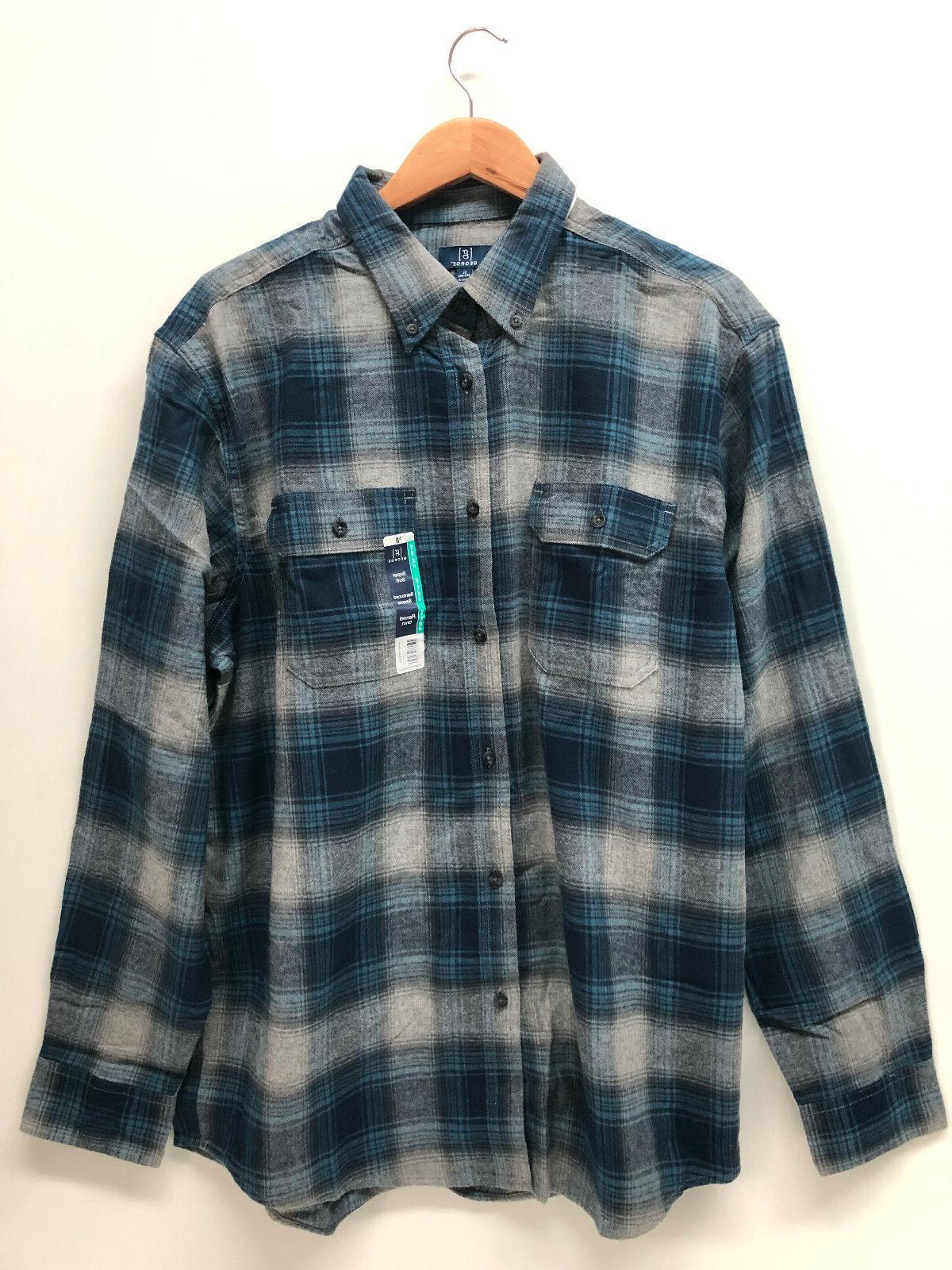 Shirt Green Burgundy L XL 2XL 3XL