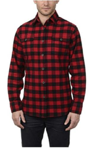 Jachs Brawny Work Shirt Cotton VARIETY