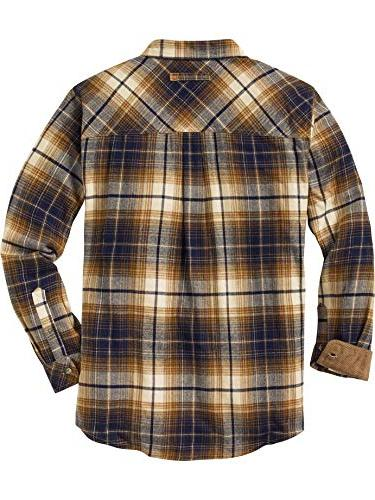 Legendary Whitetails Camp Arrowood Stone Plaid Large