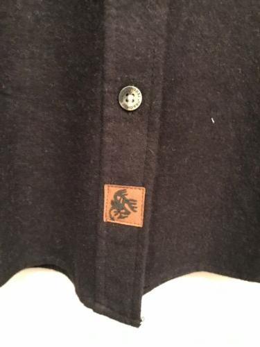 Legendary Whitetails CAMP FLANNELS Black Shirt