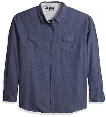 men s cater 2 solid flannel button