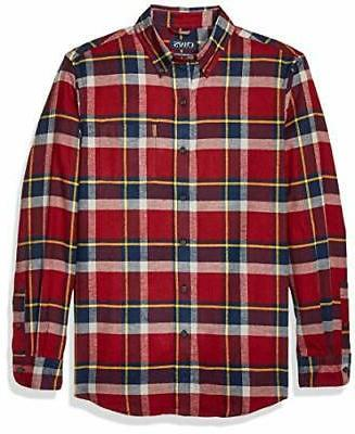 men s classic fit long sleeve performance