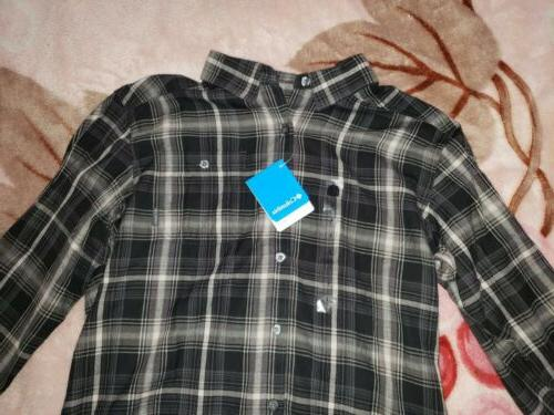 Columbia Woods Flannel Long Sleeve