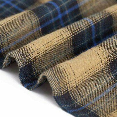 XI Dress Long Sleeve Flannel