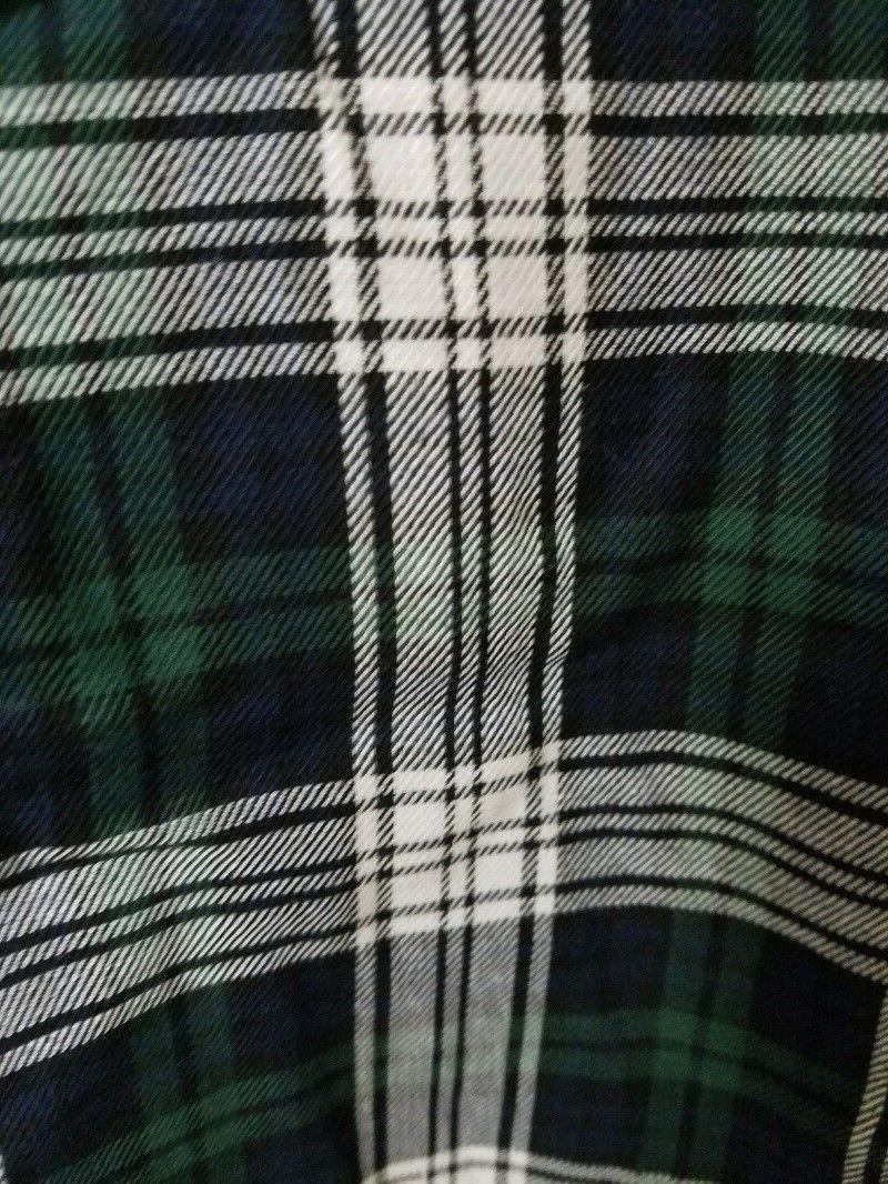 Doublju Flannel, Large