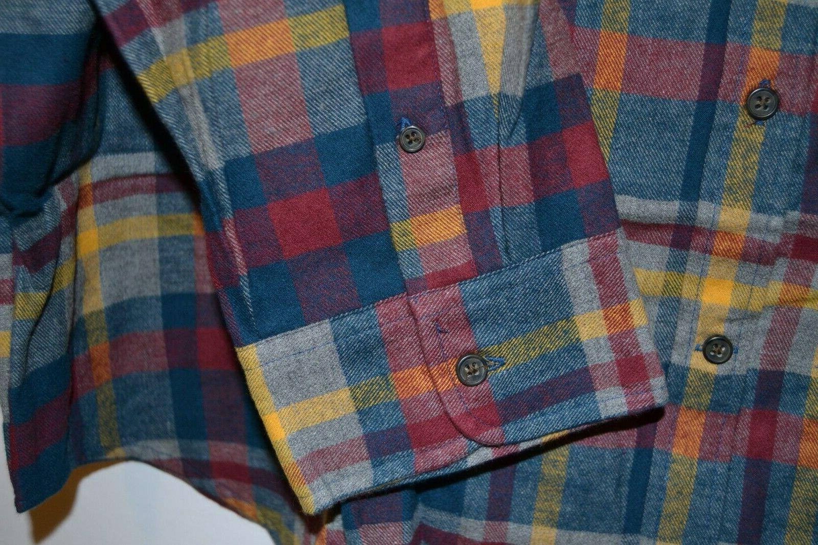 MEN'S SHIRT AND SIZE: RED