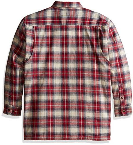 Backpacker Men's Shirt Jacket, Tall