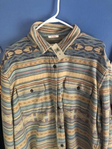 men s flannel shirt size xl