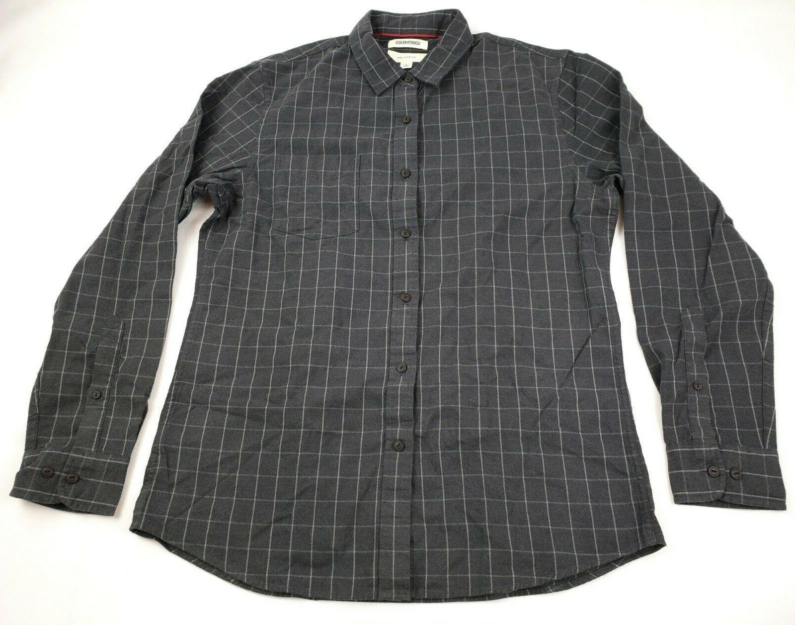 men s flannel shirt slim fit long