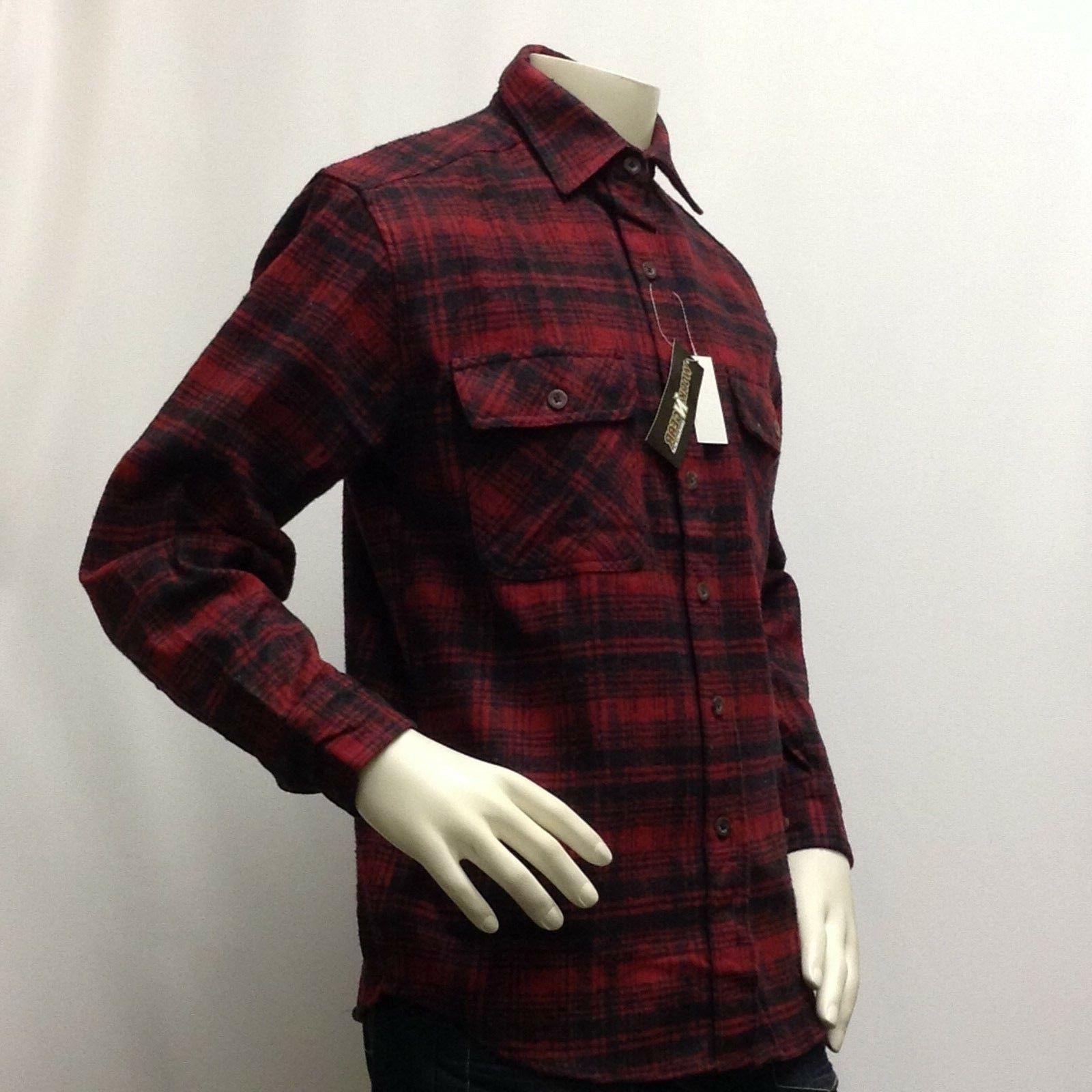 """Heavy A Jacket Gear"""" Red"""