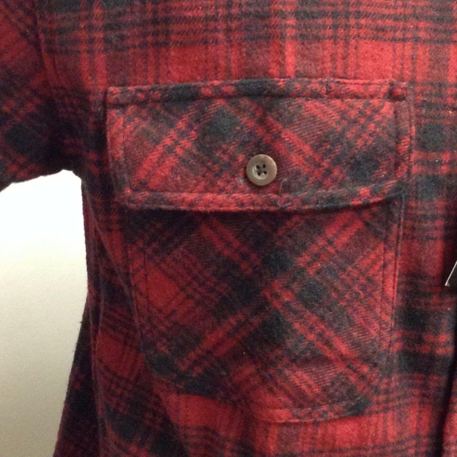"Men's Shirt Heavy A Size ""Work Gear"" &Olive"