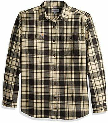 men s hubbard plaid flannel shirt choose