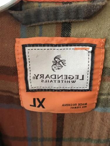 Legendary Journeyman Flannel Shirt