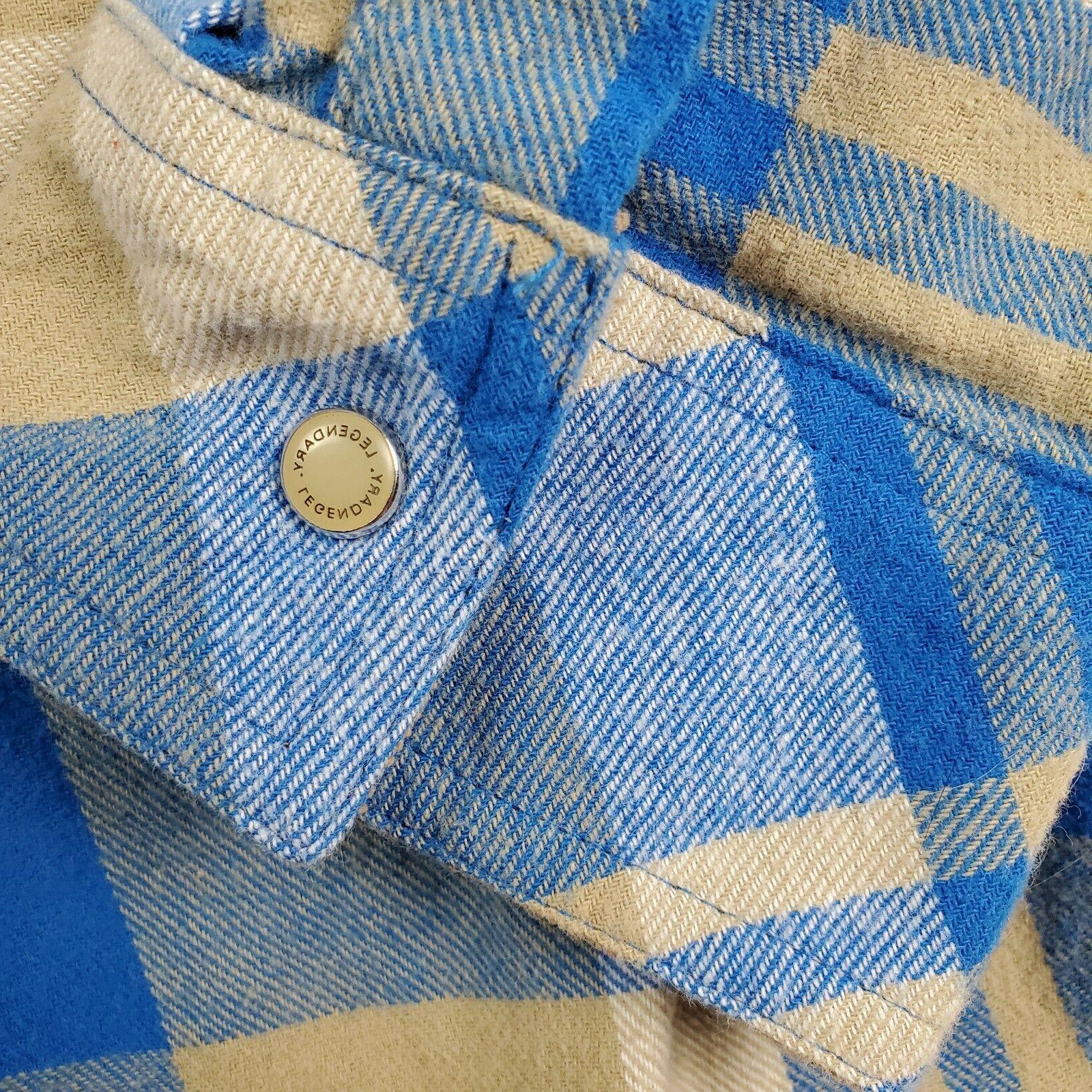 Legendary Men's Plaid Flannel w