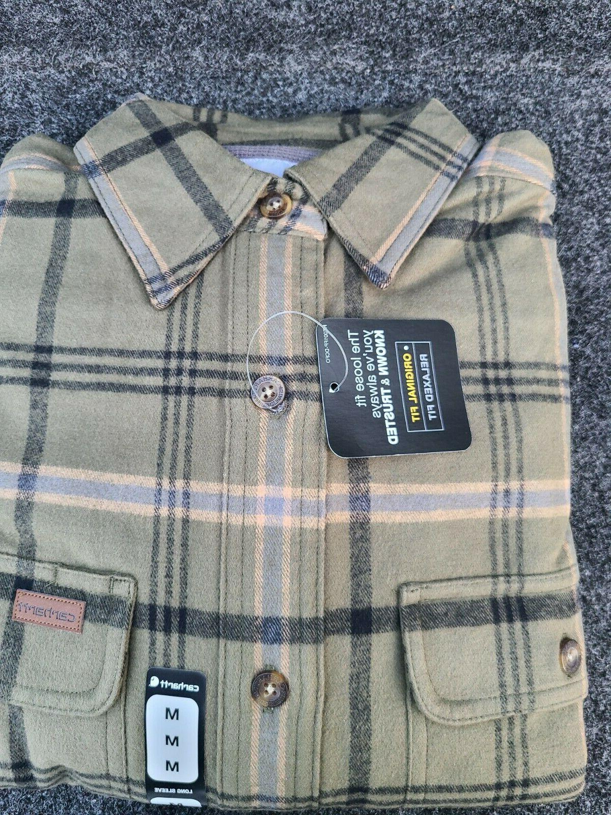 Carhartt Cotton 100% Shirts Size