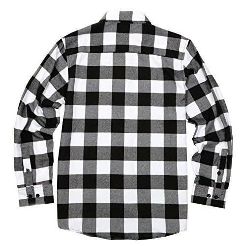YAGO Flannel Down Shirt