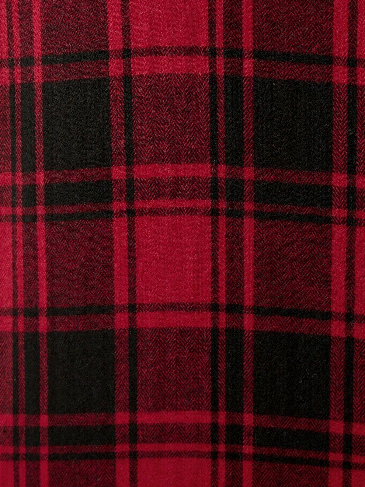 George Men's Flannel