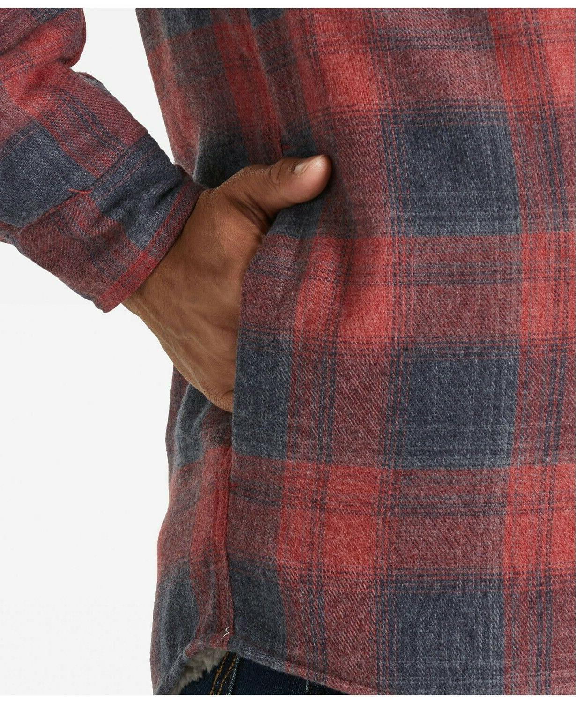 Wrangler Long Sleeve Plaid 2XL