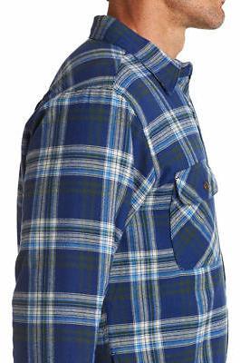 Backpacker New Cotton Quilt Lining Shirt.