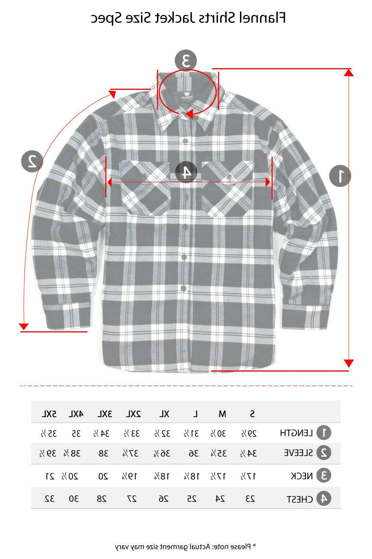 YAGO Men's Button Jacket Black/Gray/A3B
