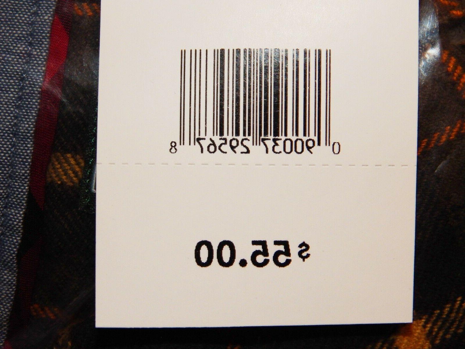 Woolrich Men's Button-Down Shirt 100% Size XL $55