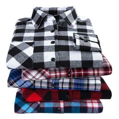 men s plaid flannel shirt