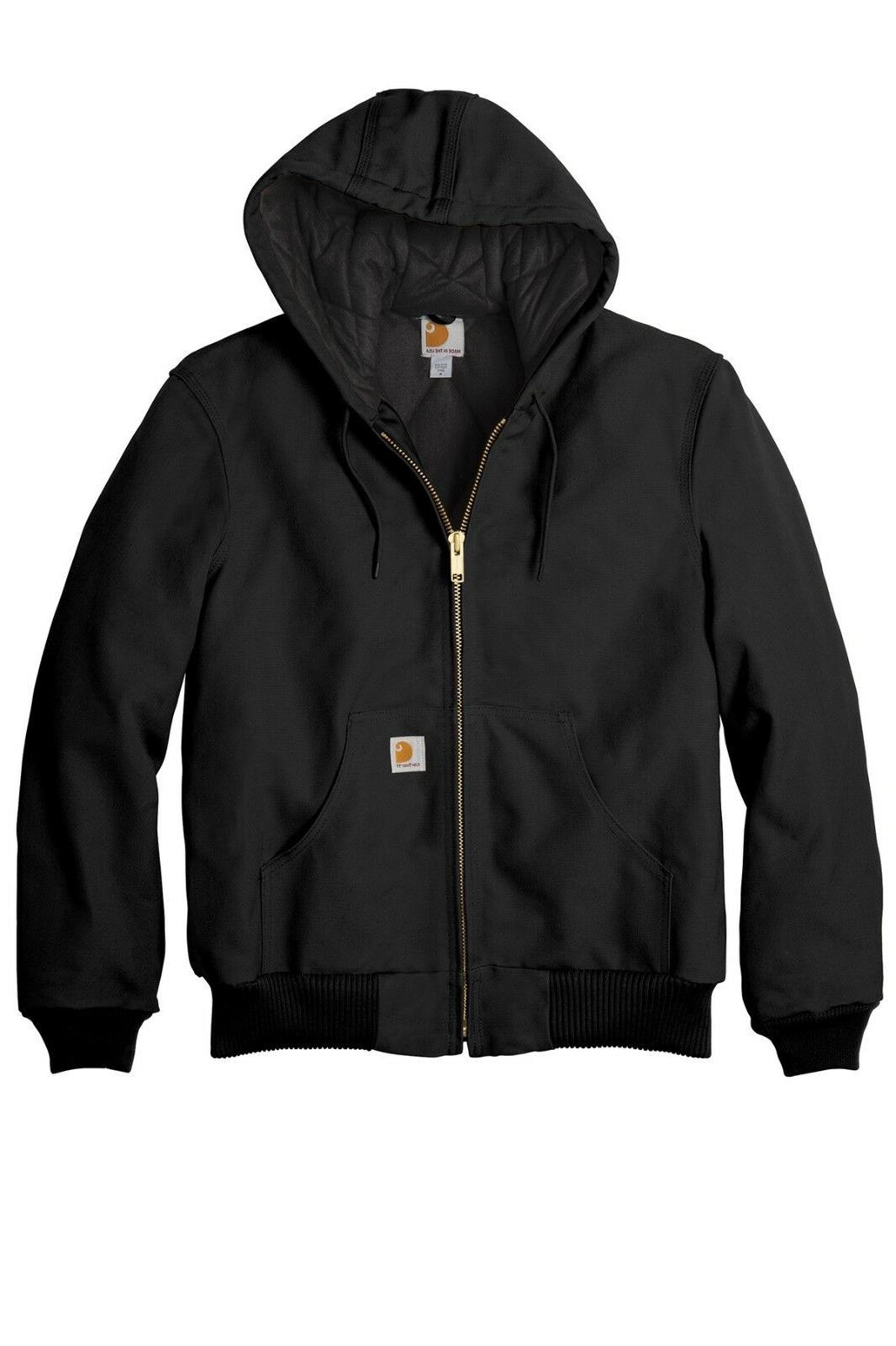 Carhartt Quilted Flannel Duck Big J140