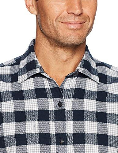 Amazon Essentials Navy Plaid,