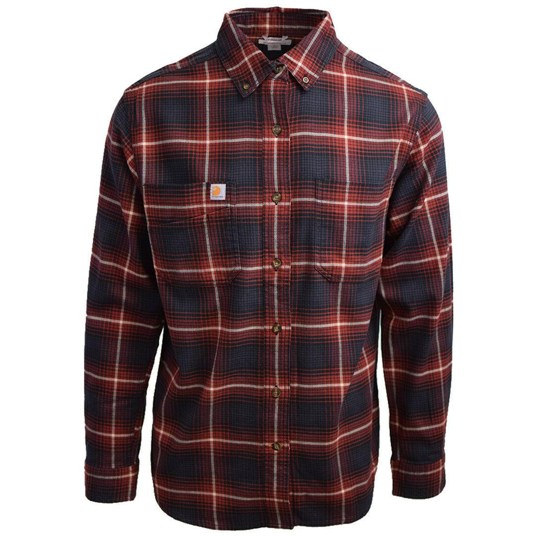 Rugged Flex Plaid L/S Flannel