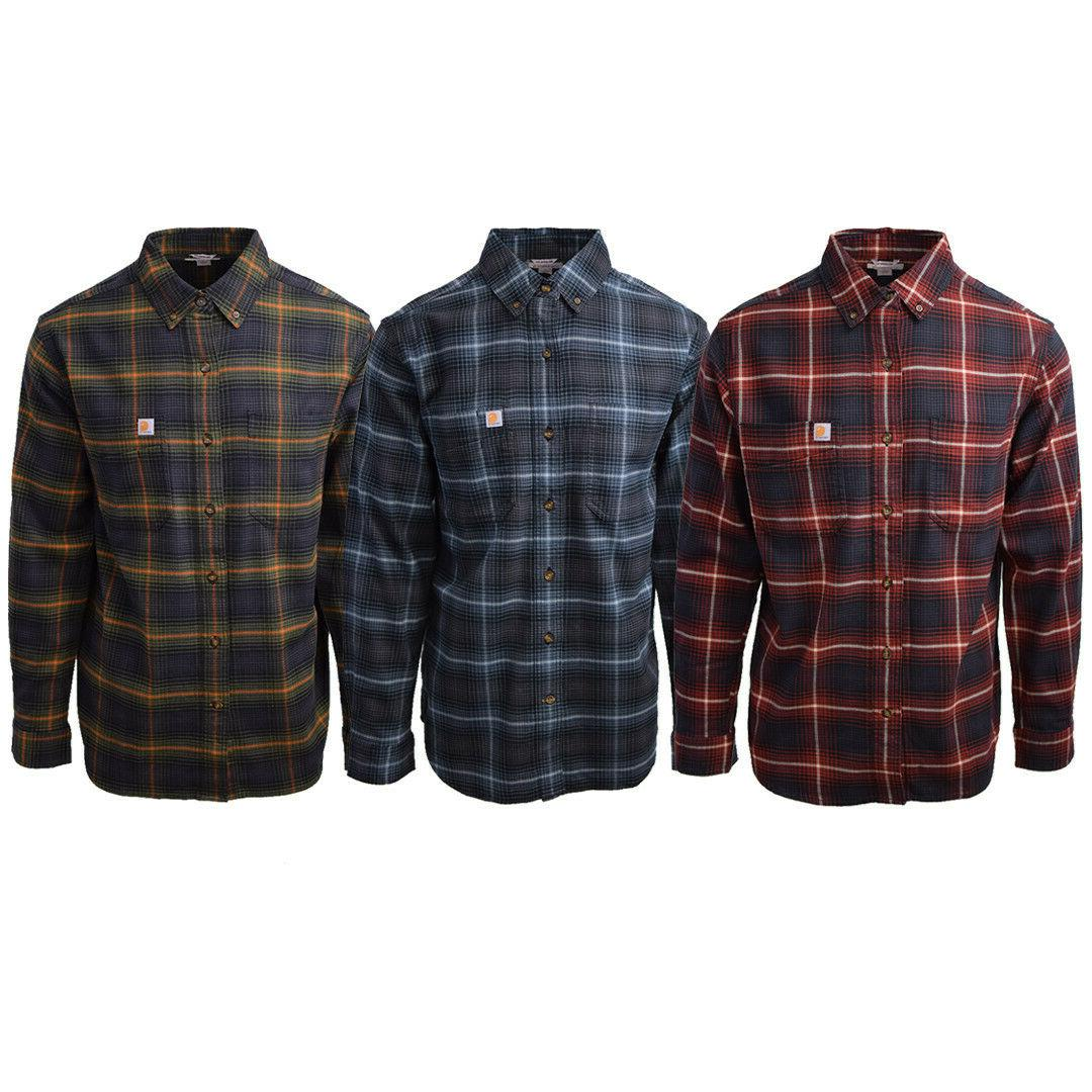 men s s01 classic rugged flex plaid