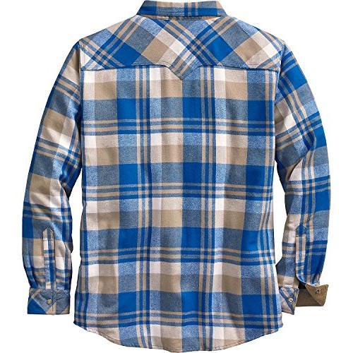 Legendary Western Flannel Liberty