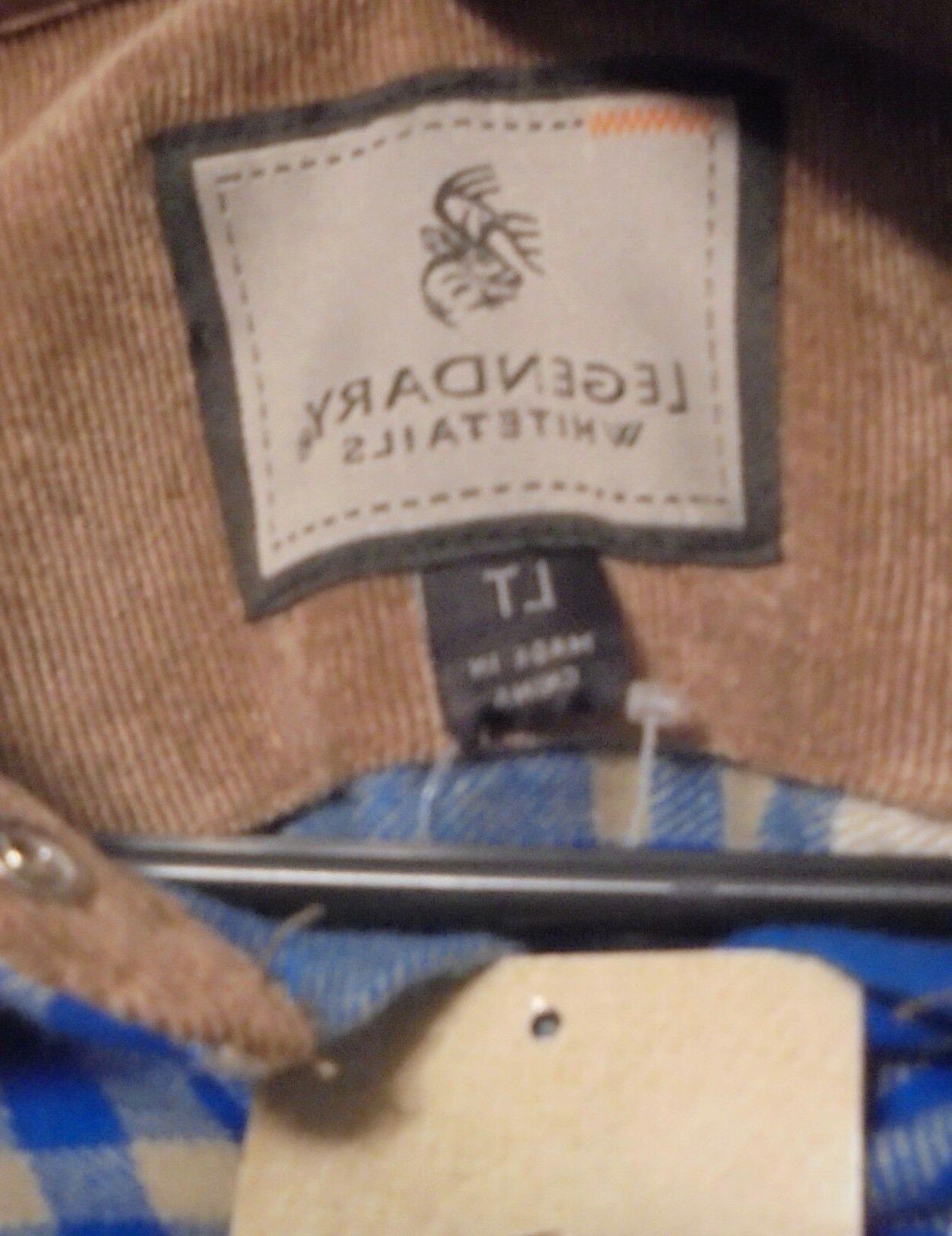 Legendary Shotgun Western Up Flannel Size