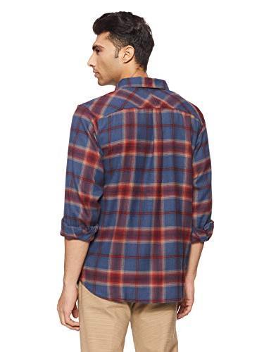 Columbia Men's Silver Ridge Flannel Long Sleeve