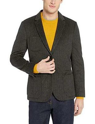 men s slim fit wool blazer choose