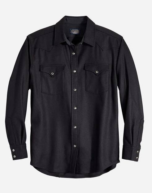 men s snap front western canyon shirt