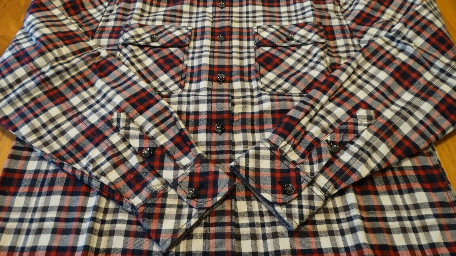 James Flannel Shirts | Medium | |