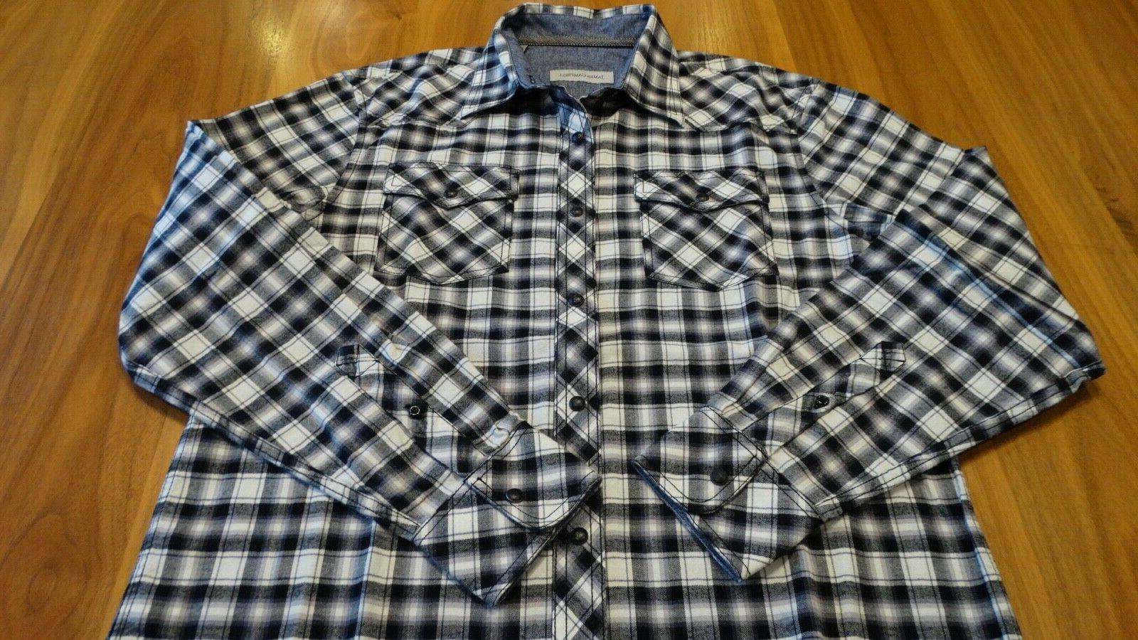 James Campbell Flannel Shirts | Brand | Lot of 2