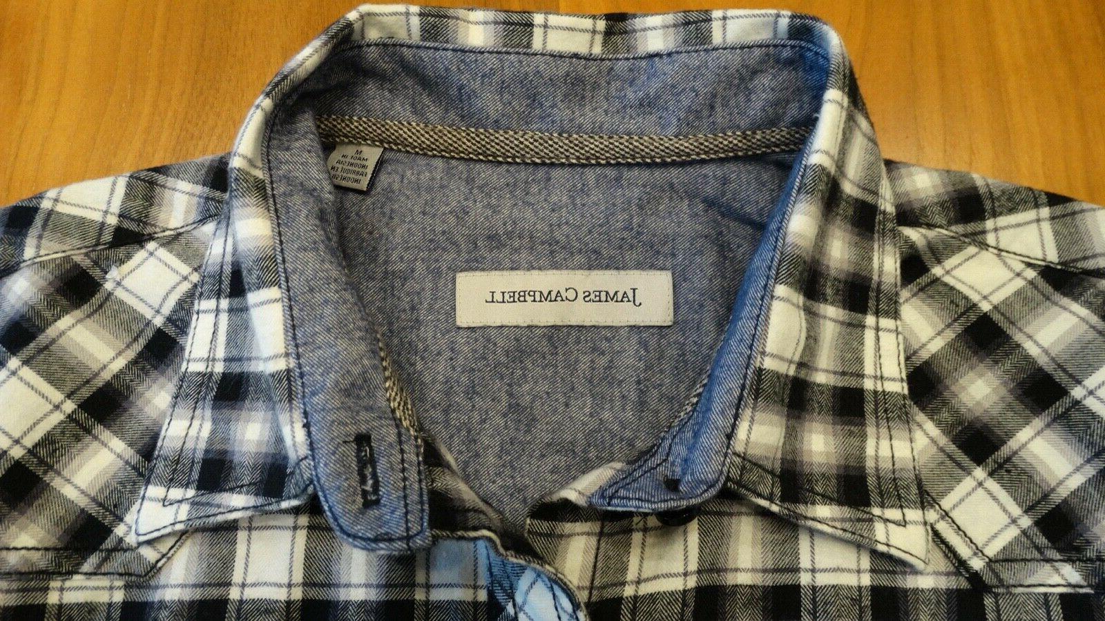 James Men's Flannel Shirts | Medium Brand New Worn |