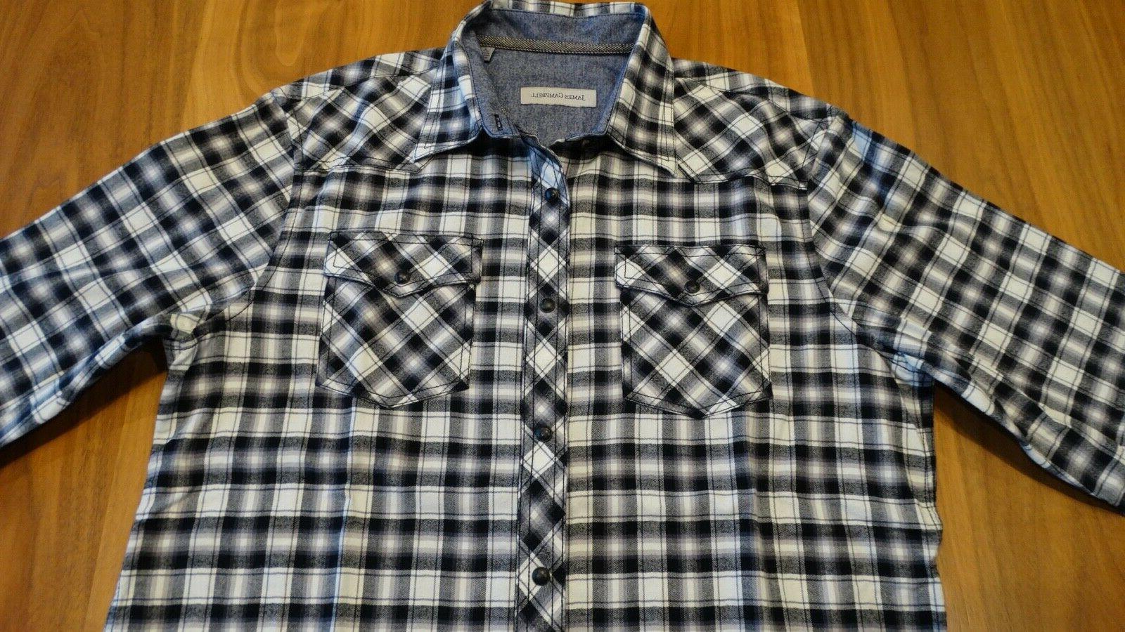 James Shirts Medium Brand New | Lot of
