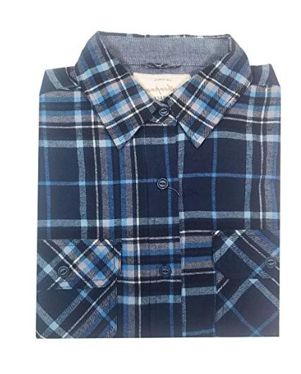 Weatherproof Flannel Long Shirts