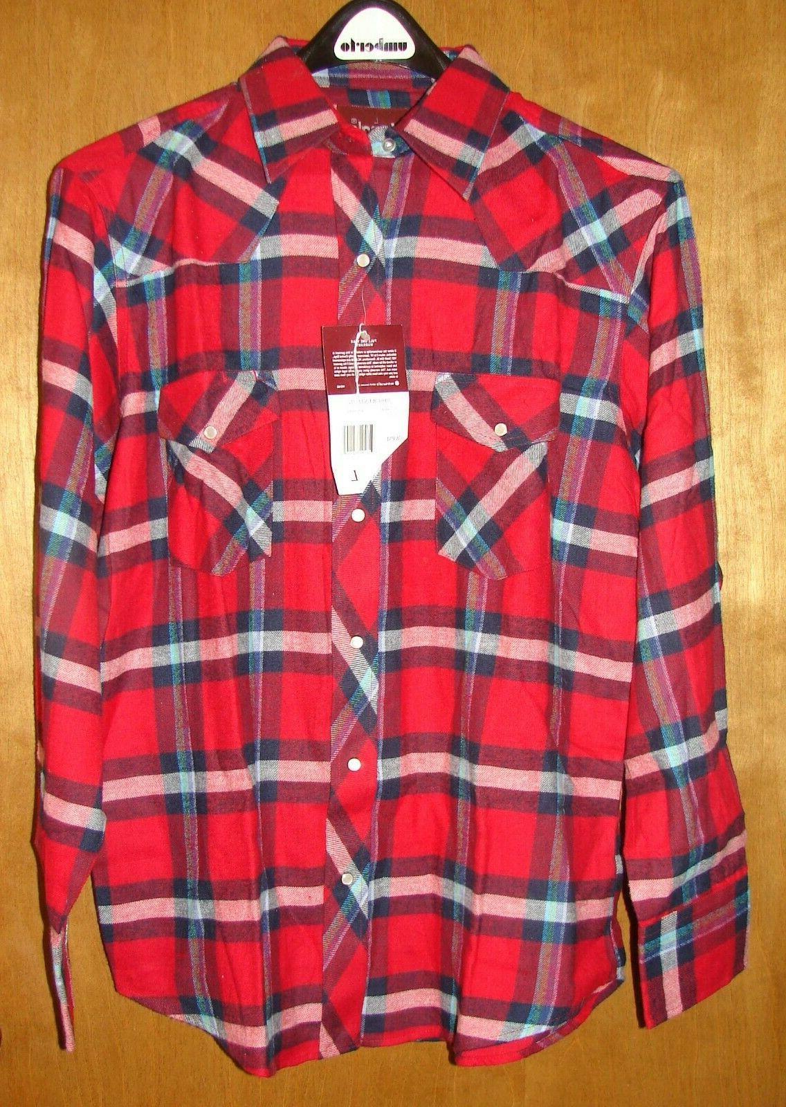 men s western shirts red blue plaid